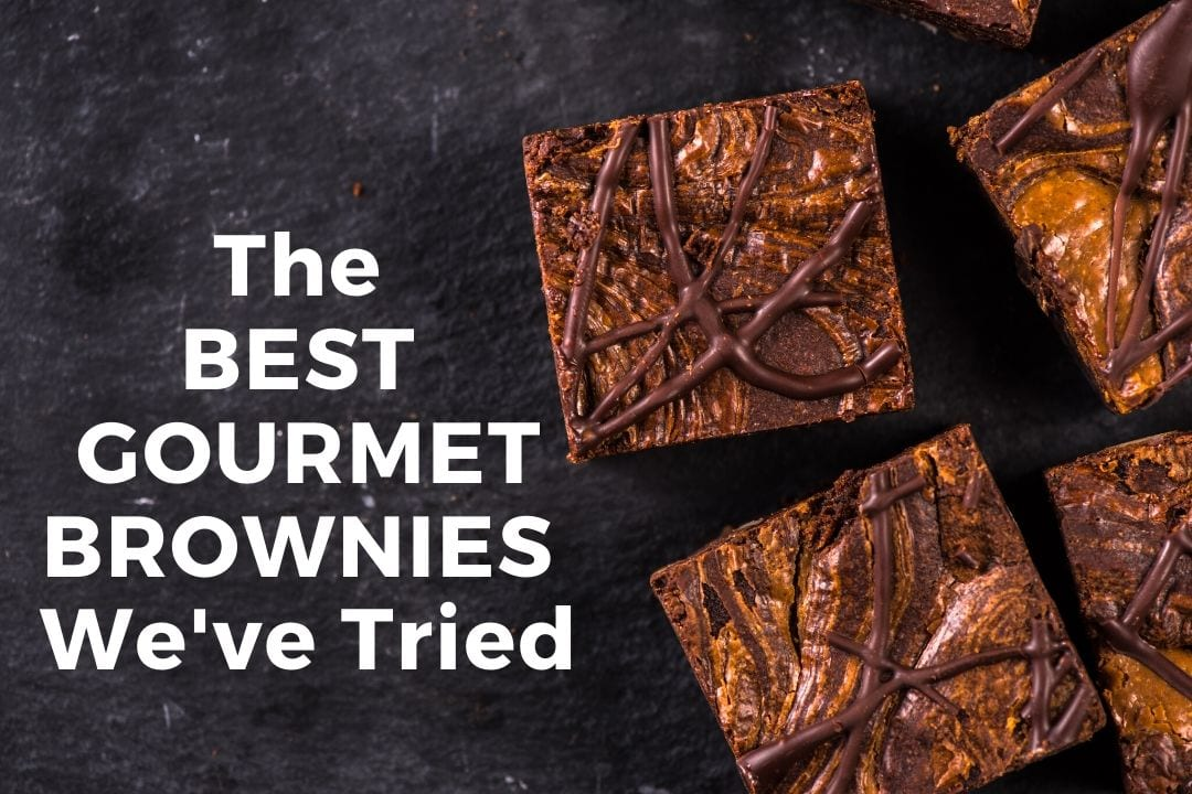 Best Gourmet Brownies For Delivery
