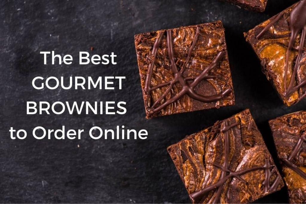 Gourmet Brownies To Order Online