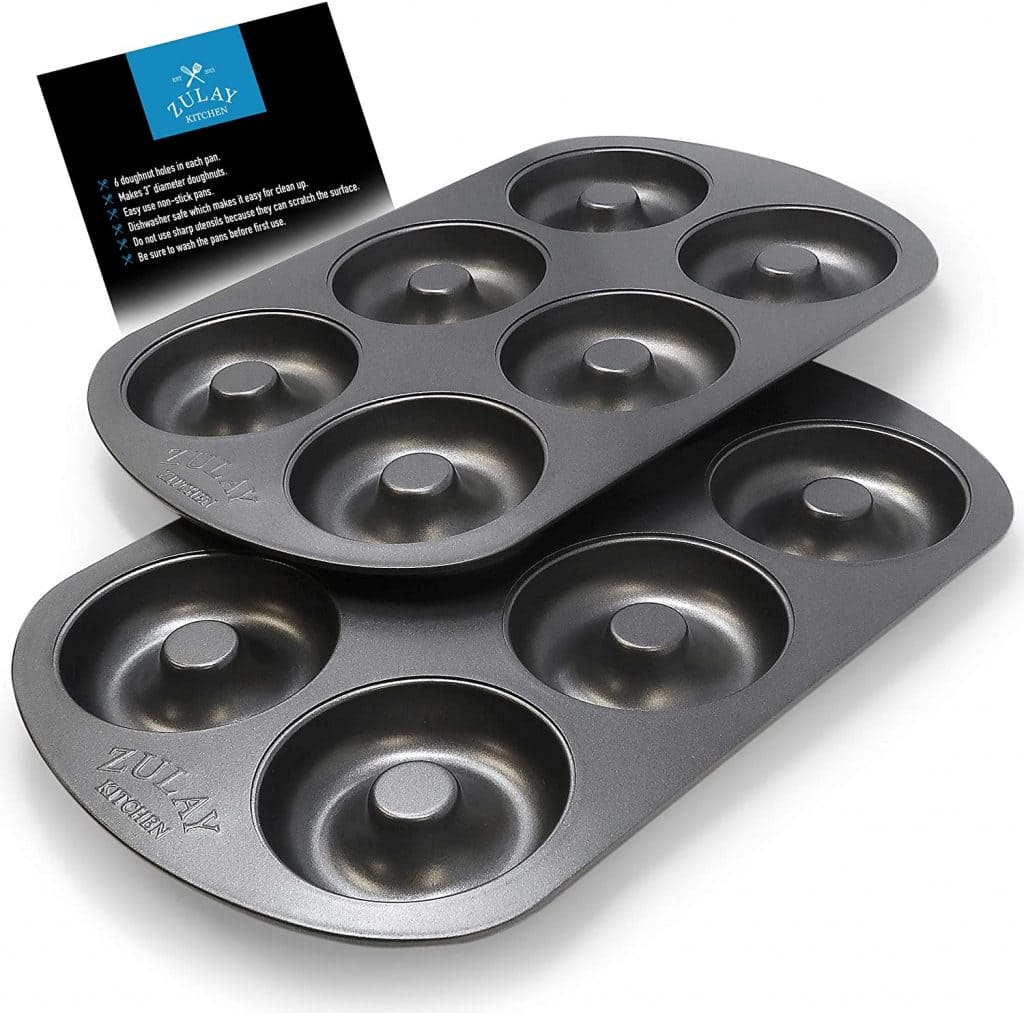 Non-Stick Donut Pan For Baked Donuts