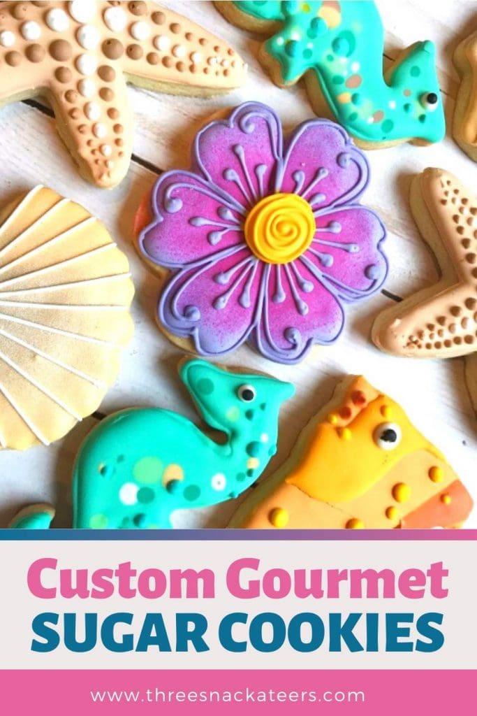 Gourmet Custom Cookies (1)