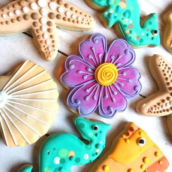 Sugarica Cookies