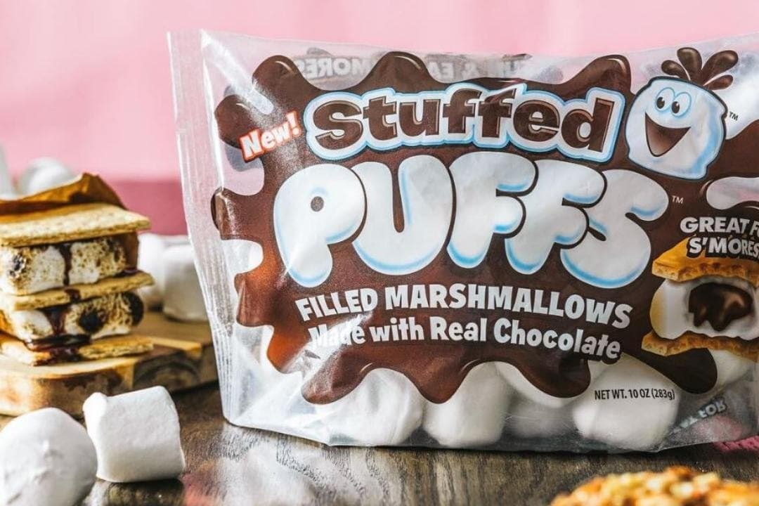 Stuffed Puffs Marshmallows