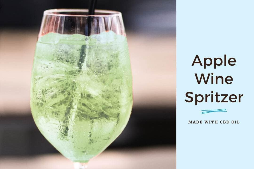 Apple Wine CBD Spritzer