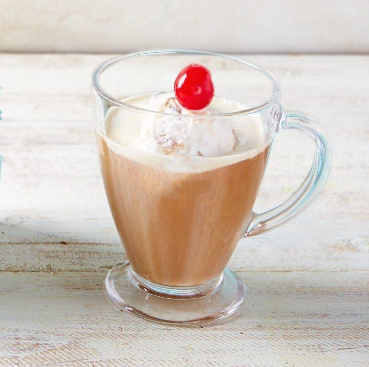 Breyers Cinnabon Affogato Cinnamon Coffee Drink