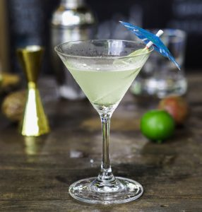 CBD Cocktail Apple Martini - Appletini