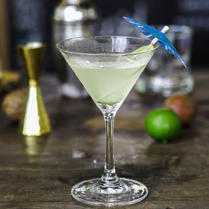 CBD Cocktail Apple Martini - Appletini