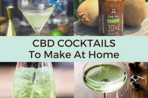 Easy CBD Cocktails To Make At Home