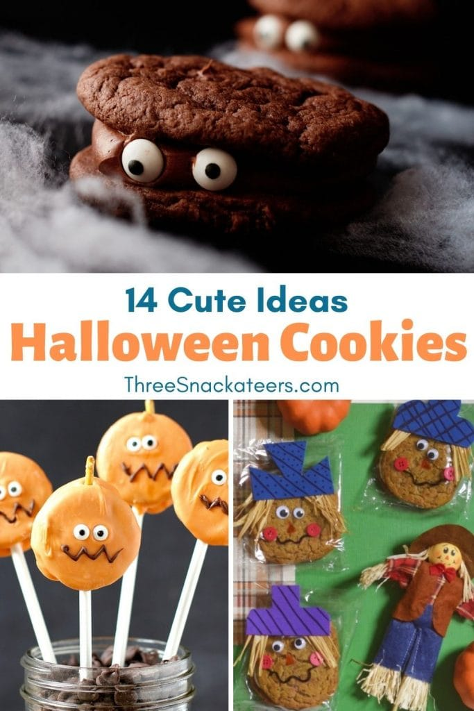 Fun and Easy Halloween Cookie Ideas