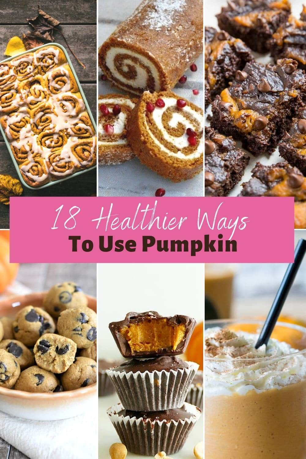 18 Healthy Ways to Use Pumpkin - Healthier Fall Recipes