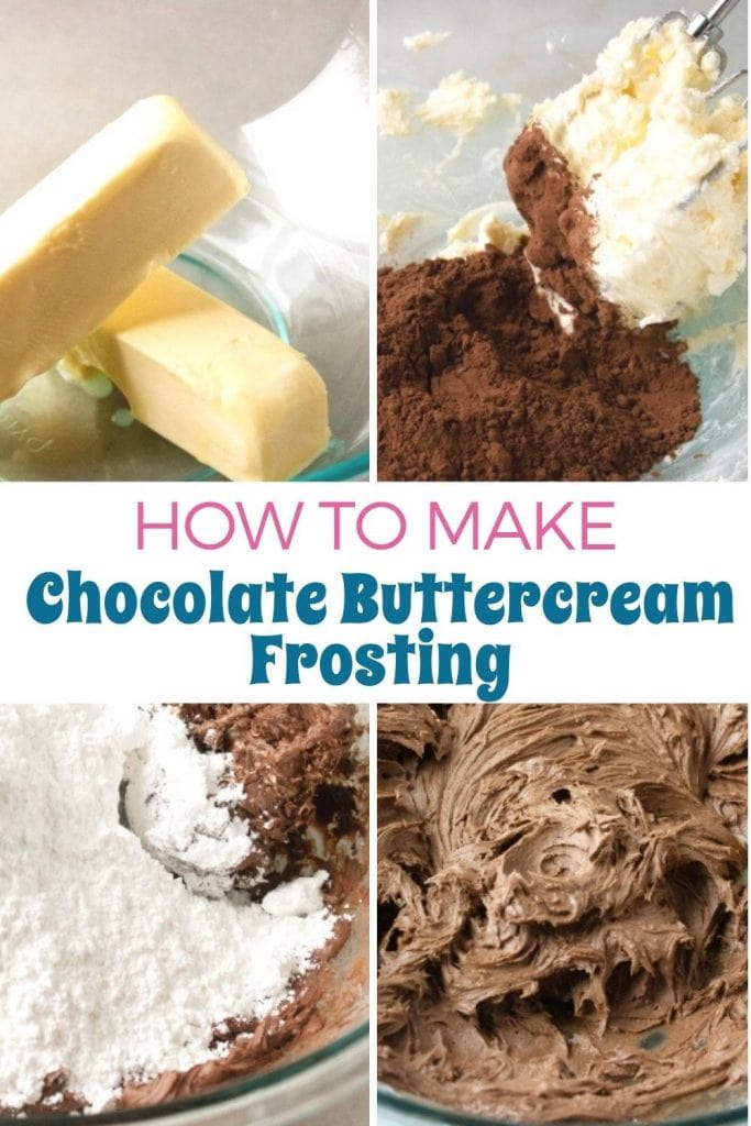 5-Minute Chocolate Buttercream Frosting Recipe