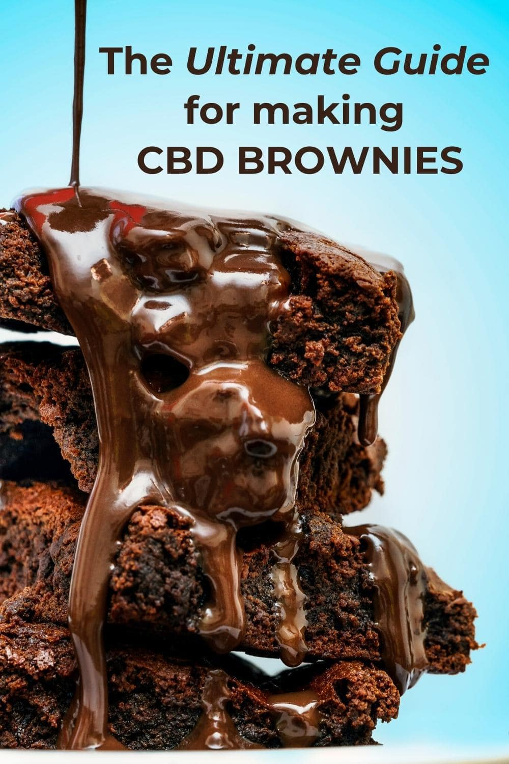 The Ultimate Guide To Making CBD Brownies