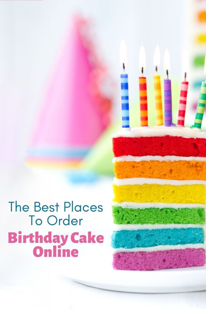 The Best Places To Order Birthday Cake Online