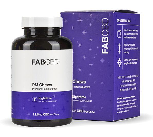 FabCBD PM Chews