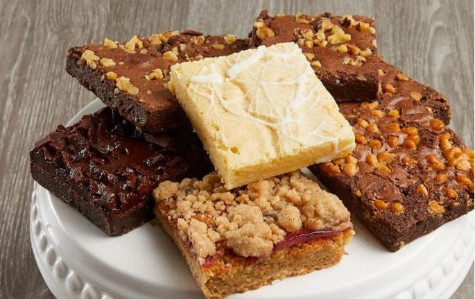 Bake Me A Wish Jumbo Brownie Sampler