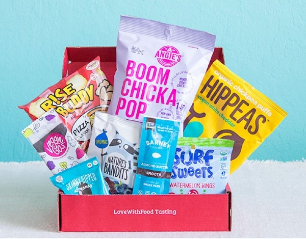Love With Food Organic Gluten Free Subscription Box