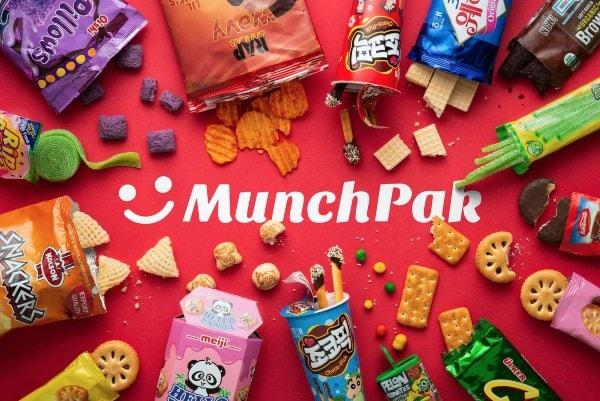 MunchPak International Snack Subscription Box