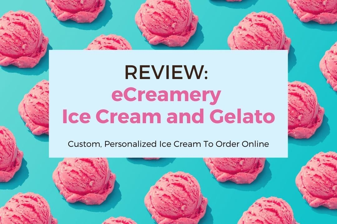 eCreamery Ice Cream Feature