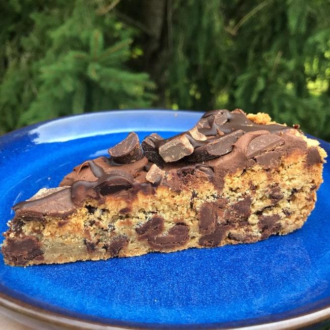 David's Cookies Chocolate Chip Cookie Cake
