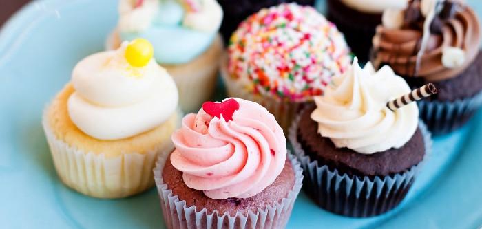 Nadia Cakes Cupcakes