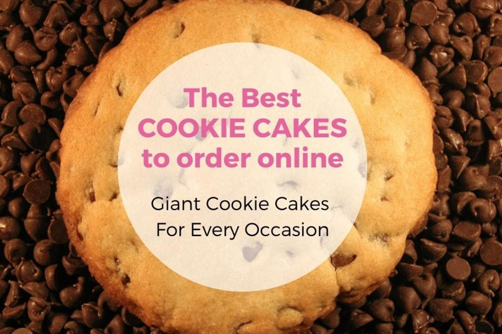 The Best Cookie Cakes For Delivery