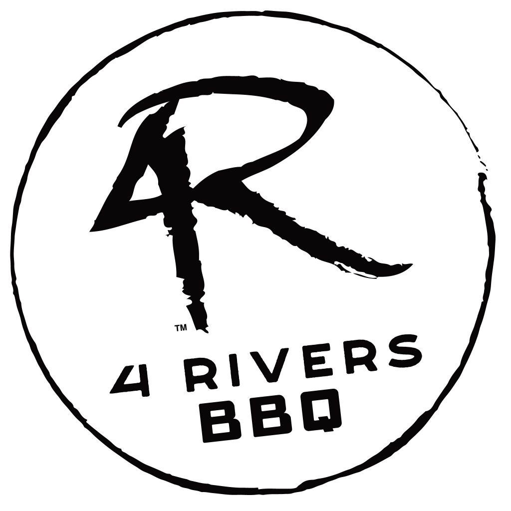 4 Rivers BBQ Logo