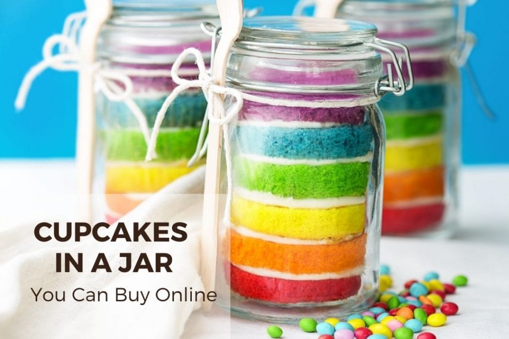 Cupcakes In A Jar To Order Online