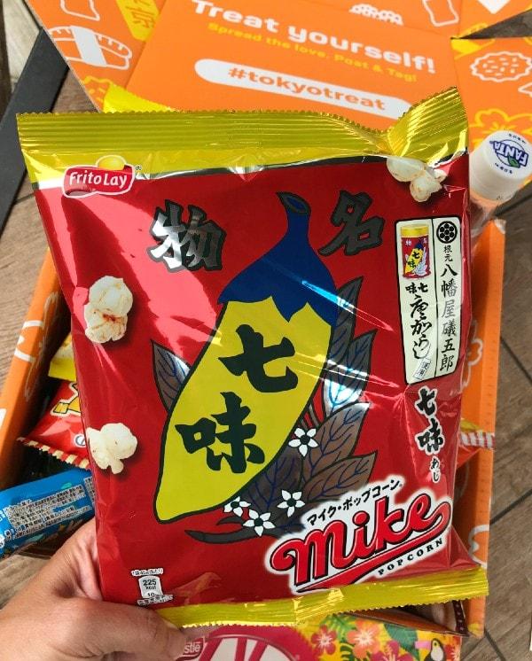 Frito Lay Popcorn Tokyo Treat Snack Box Japan
