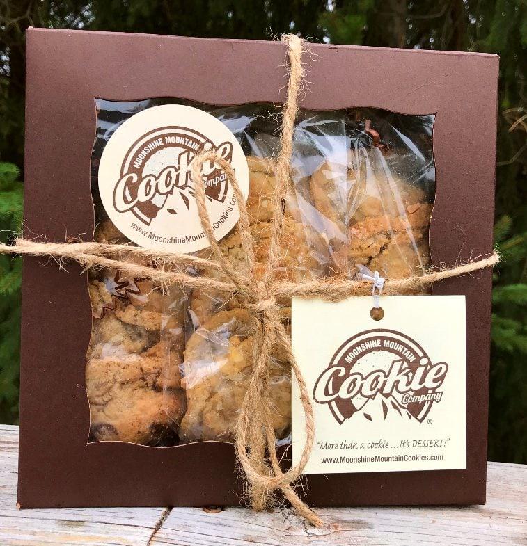 Moonshine Mountain Cookies Box