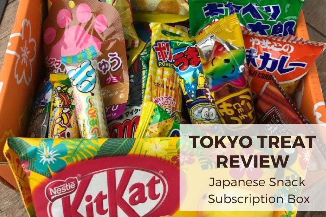 Tokyo Treat Japanese Snack Subscription Box Feature
