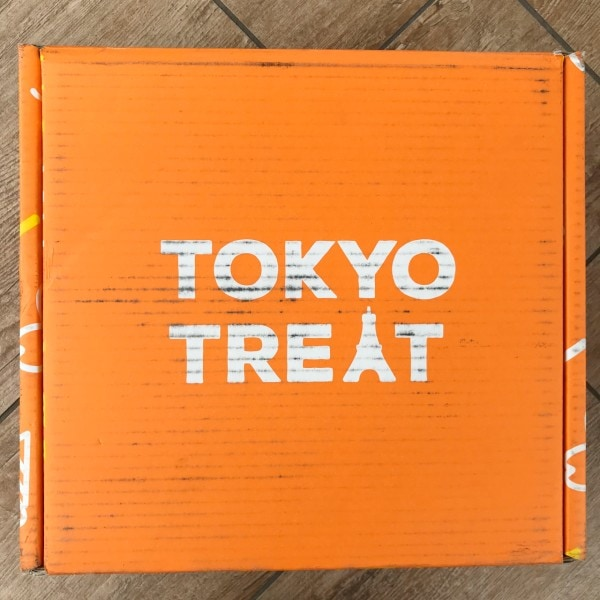 Tokyo Treat Monthly Subscription Shipping Box