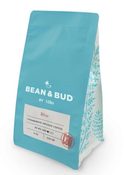 Bean & Bud CBD Coffee Cannabinoid Infused Coffee