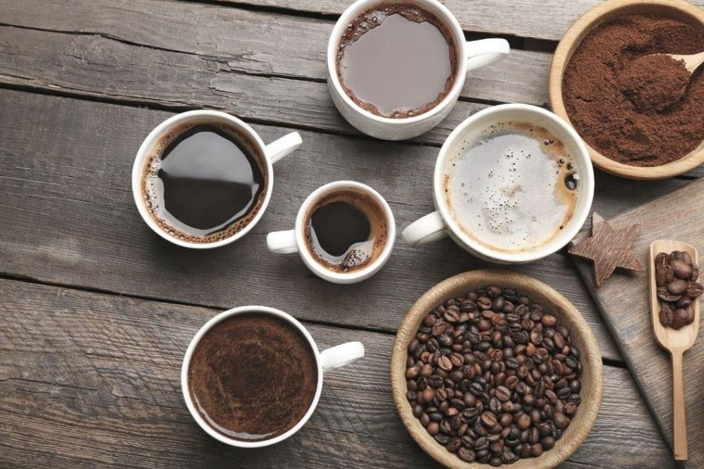 Types of CBD Coffee