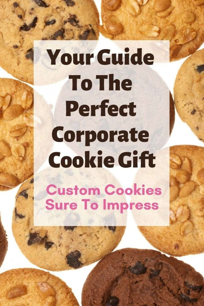 Custom Cookies For Corporate Gifts Pin