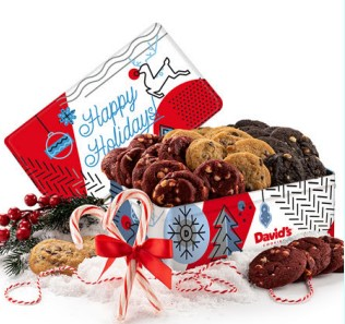Davids Cookies Corporate Gift Holiday