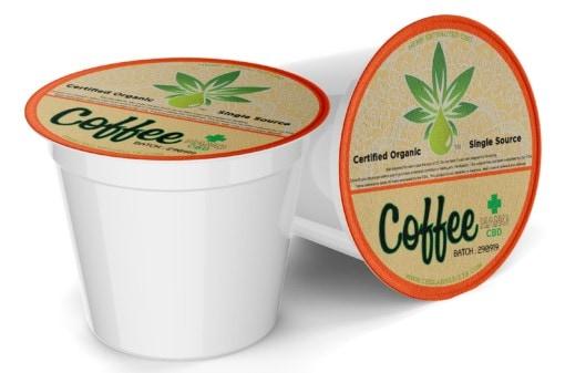 Naked CBD Best CBD Coffee K Cups