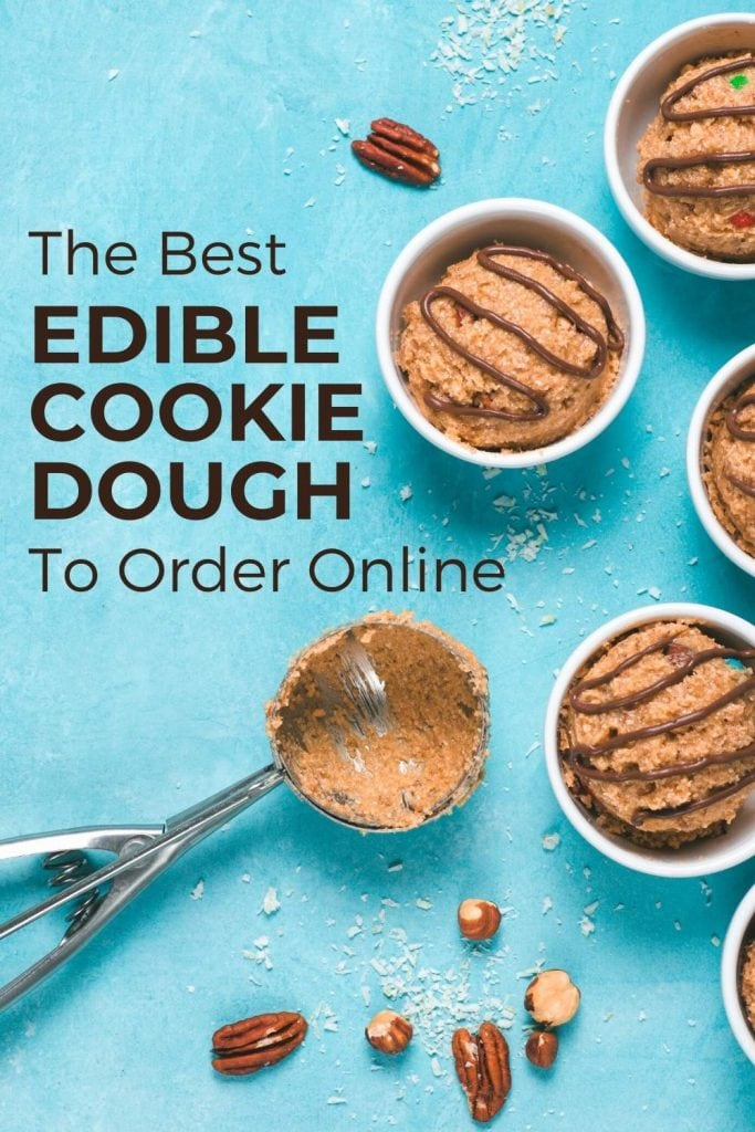 Best Edible Cookie Dough To Order Online Pin