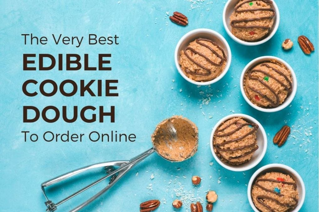 Best Edible Cookie Dough To Order Online feature