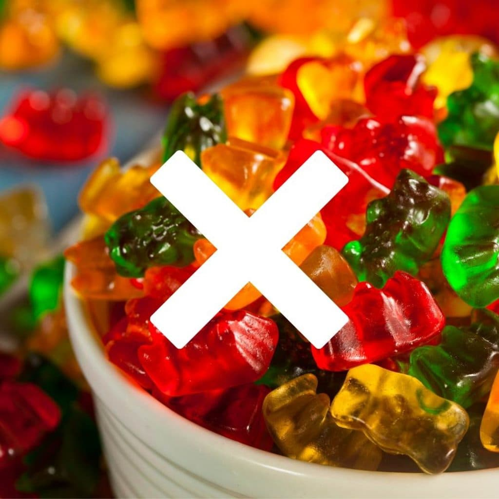 Dont Eat Gummy Bears With Braces
